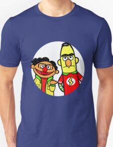 Leonard and Sheldon Muppets T-Shirt
