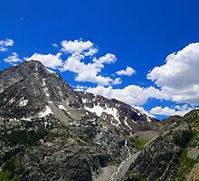 Tioga Pass by Bockman