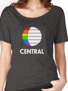 Central Women's Relaxed Fit T-Shirt