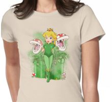Poison Peach Womens Fitted T-Shirt