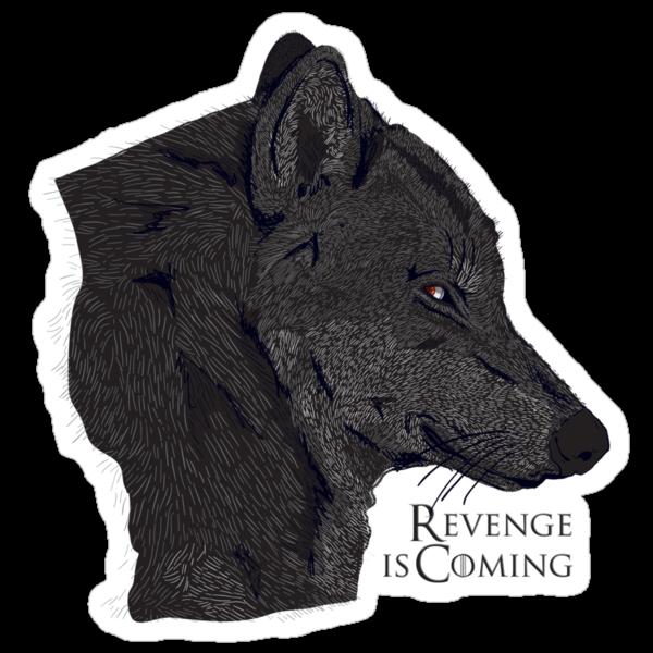 Revenge is coming by DarkChoocoolat