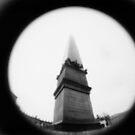 Obelisk of Infinite Height - Lomo by chylng