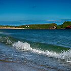 Southend, Mull of Kyntyre by Islandsimages