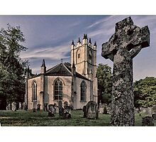 Glenorchy Kirk, Dalmally Photographic Print