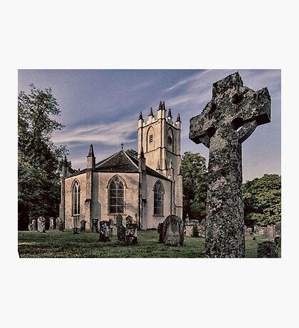 Glenorchy Kirk, Dalmally Photographic Print