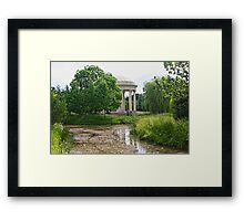 Versailles Temple of Love Framed Print