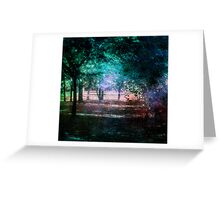 Woodlands Greeting Card