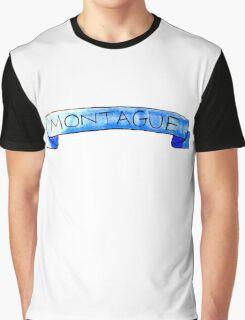 Montague banner Graphic T-Shirt