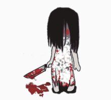 Chibi ghost girl by Genkin