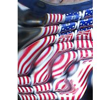 Happy Fourth of July Photographic Print
