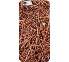 Pine Mulch iPhone Case/Skin
