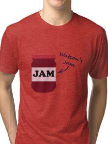 Watson's Jar of Jam Tri-blend T-Shirt