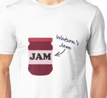 Watson's Jar of Jam Unisex T-Shirt