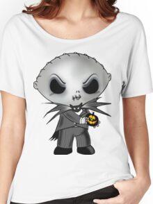 Stewie Skellington Women's Relaxed Fit T-Shirt