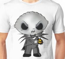 Stewie Skellington Unisex T-Shirt