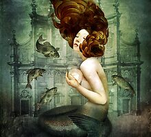 The Mermaid´s Pearl by ChristianSchloe