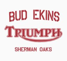 Bud Ekins, Sherman Oaks by Emguertin