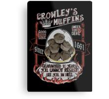 Muffins ♥ Metal Print