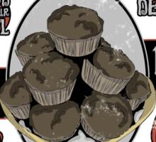 Muffins ♥ Sticker