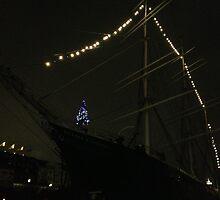 Christmas at Rickmer Rickmer's II by LemonLion