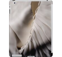 Its in the detail - back of my wedding dress iPad Case/Skin