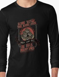 Crowley's Muffins 2 Long Sleeve T-Shirt