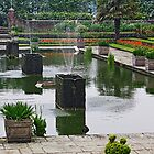 Kensington Palace Pond 3 by TelestaiPix