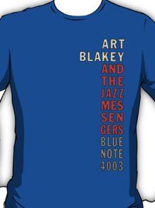 Art Blakey & The Jazz Messengers T-Shirt
