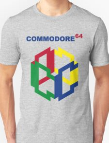 Commodore 64 Nintendo Mashup T-Shirt