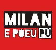 Milan e poeu pù T-Shirt