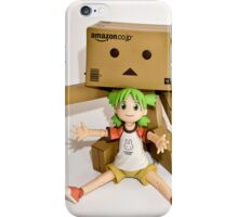 Danbo - Pick Me UP! iPhone Case/Skin