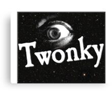 Eye Twonky Canvas Print