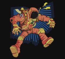 Ohio Astronaut  Kids Tee
