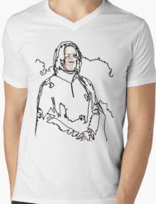 Severo Mens V-Neck T-Shirt