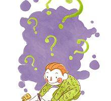 Riddle Me This by Nikita Horridge
