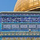 Dome of the Rock by dominiquelandau