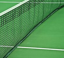 Tennis Net by GysWorks