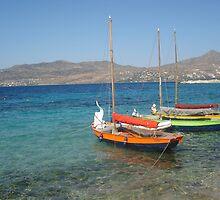 Aegina , Greece by roforce