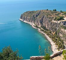 Nafplio Peninsula by GysWorks