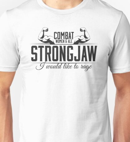 Strongjaw - Critical Role - Premium Design Unisex T-Shirt