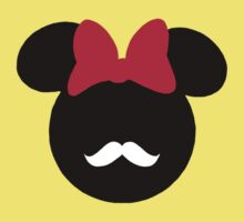 Minnie Mouse-tache  Kids Clothes
