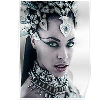 Queen Akasha from Queen of the Damned Poster