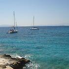 Moni Island, Greece  by roforce