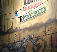 Mexican street food diner Liverpool  by Debra Kurs