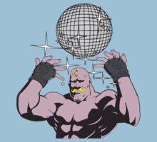 fullmetal alchemist Armstrong Disco Kids Tee