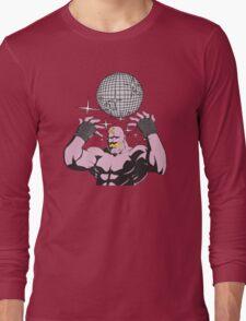 fullmetal alchemist Armstrong Disco Long Sleeve T-Shirt