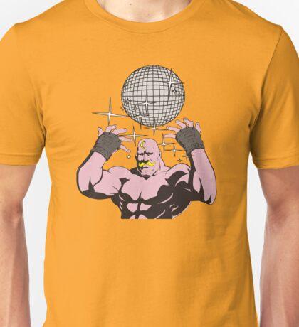 fullmetal alchemist Armstrong Disco Unisex T-Shirt