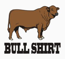 Bull Shirt by Brantoe