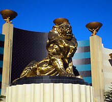 MGM GRAND LAS VEGAS NEVADA MARCH 2007 by photographized