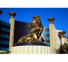 MGM GRAND LAS VEGAS NEVADA MARCH 2007 Photographic Print